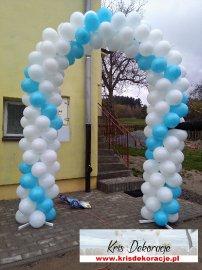 łuk balonowy mały