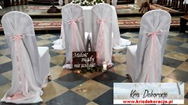 Dekoracja kościoła Farny Jasło