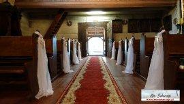 Dekoracja kościoła Trzcinica