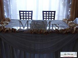 dekoracja restauracji Mały Lasek