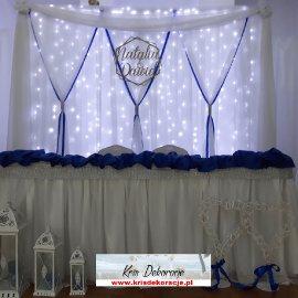 dekoracja sali Głojsce