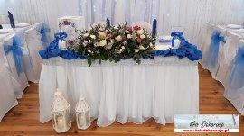 Dekoracje sal weselnych Jasło