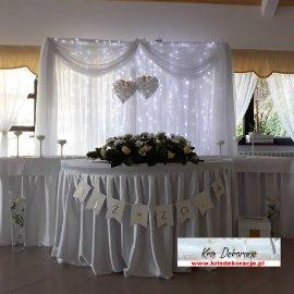 La Dolce Vita dekoracja sali