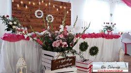 dekoracje rustykalne Jasło