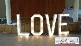 Świecące LOVE_1