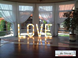 Świecące LOVE_3