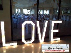 Świecące LOVE_4